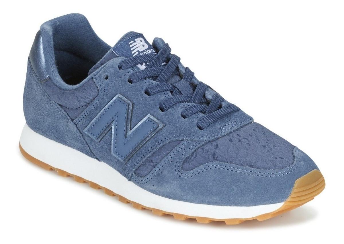 new balance 373 mujer azul