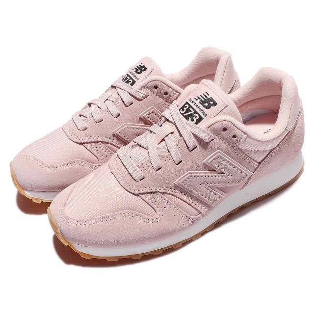 zapatillas new balance 373 rosa
