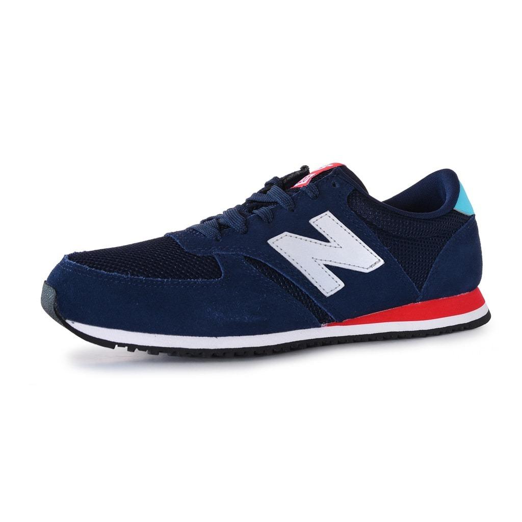 new balance 420 azul y rojo