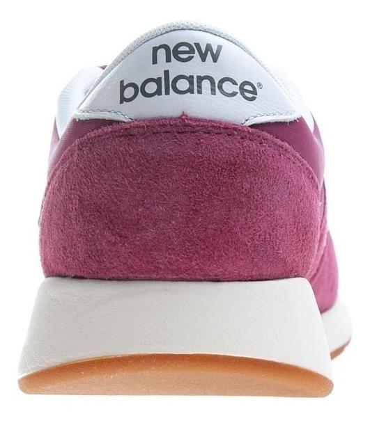 new balance 420 mujer burgundy