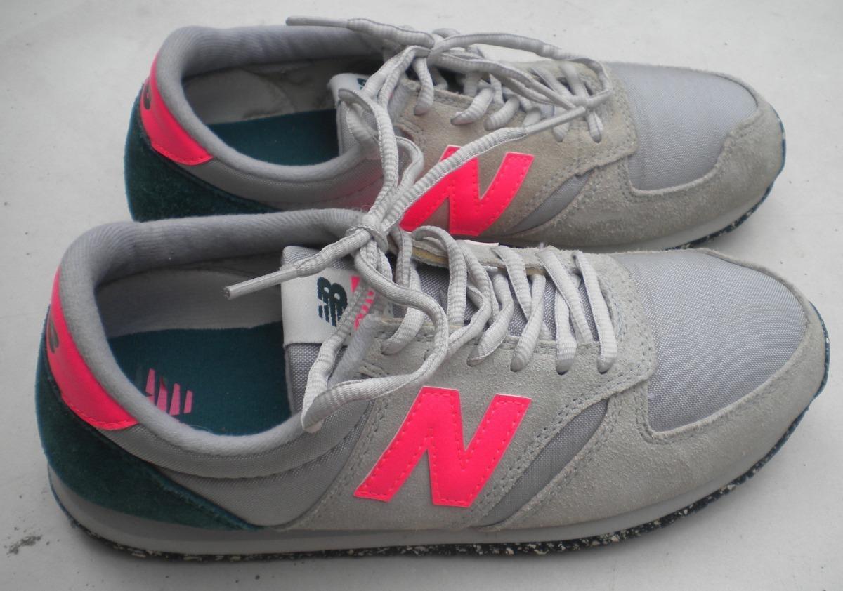 Zapatillas New Balance 420 Dama T35,536,541 Ar Originales $ 1.500,00