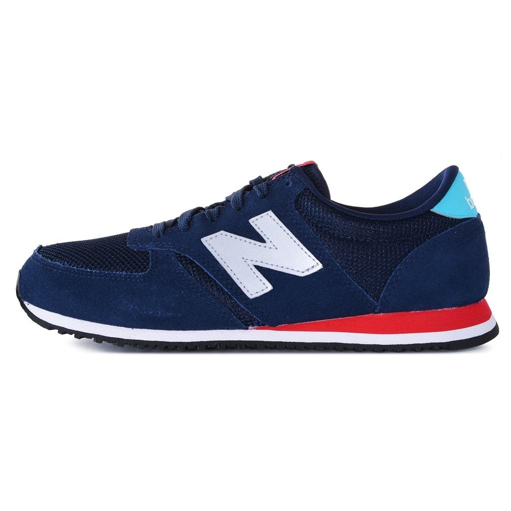 zapatillas new balance 420 hombre azules