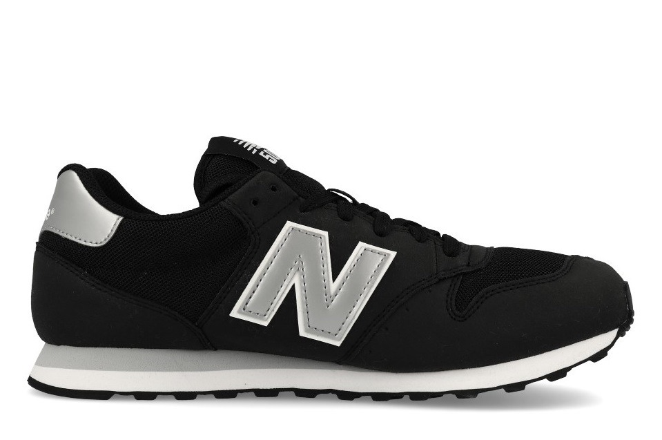 zapatillas new balance mujer 500 negra
