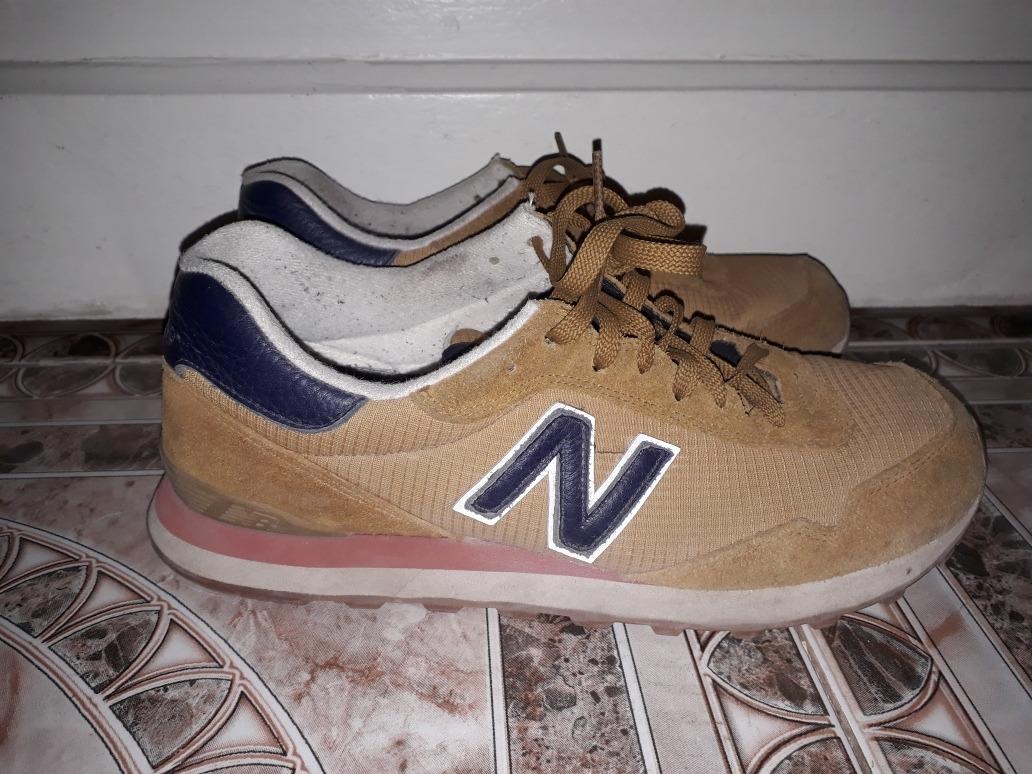 new balance mostaza zapatillas