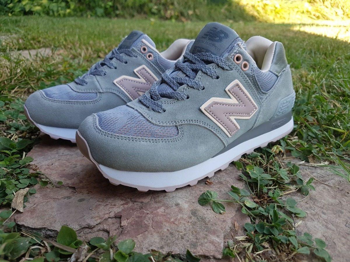 zapatillas new balance 574 gris