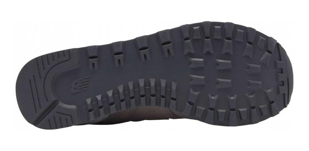 Zapatillas New Balance 574 Grisplateada
