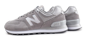 New Balance Zapatillas Balance 574 New Zapatillas 574 Grisplateada hBsQtxrdC