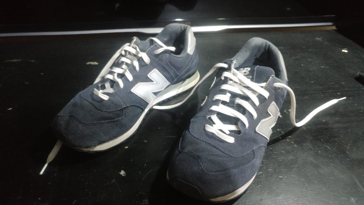 zapatillas new balance 574 hombre azules