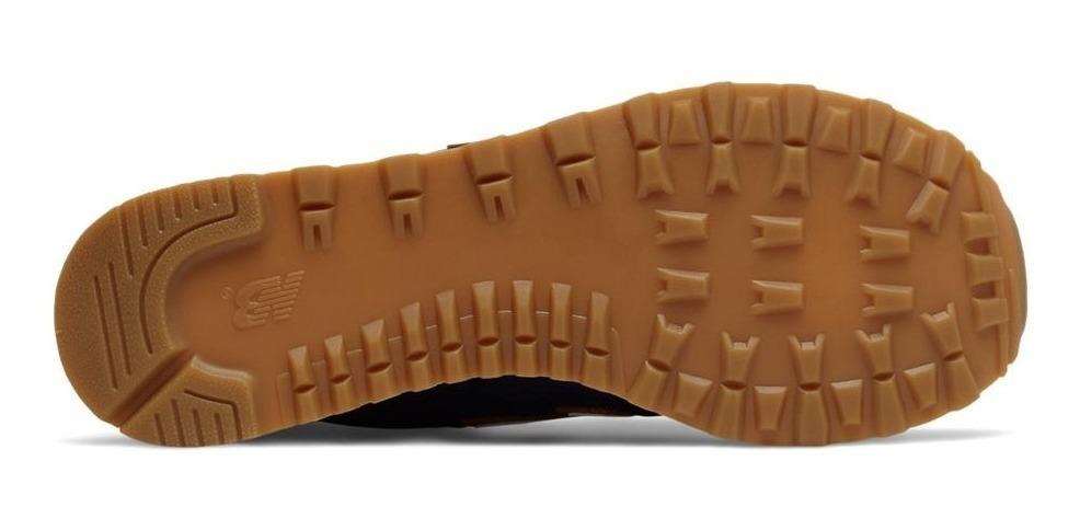 3b95b19e Zapatillas New Balance 574 Hombre Sea Escape Moda Urbanas