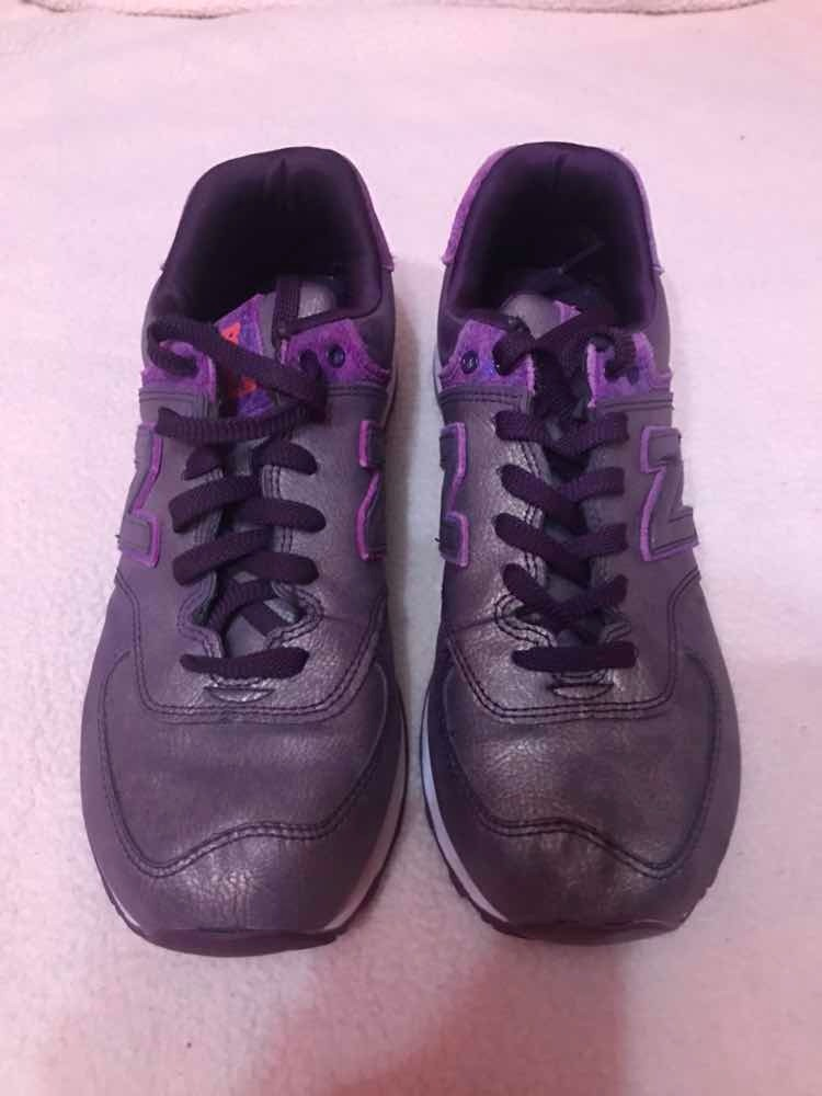 Zapatillas New Balance 574 Mujer - $ 1.500,00