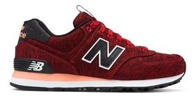 zapatillas rojas mujer new balance