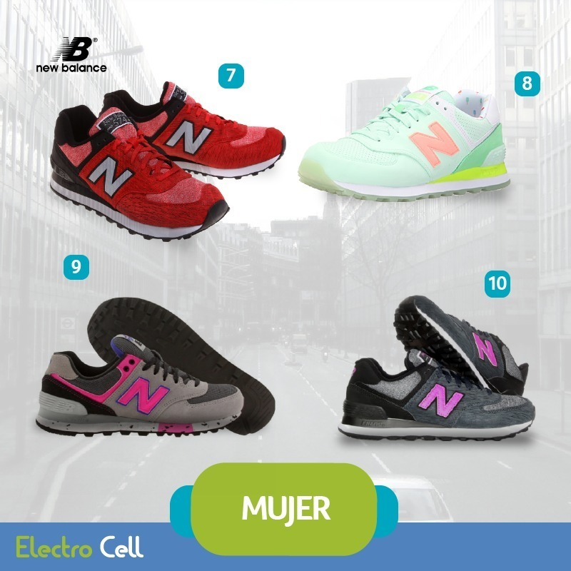 zapatillas new balance oferta mujer