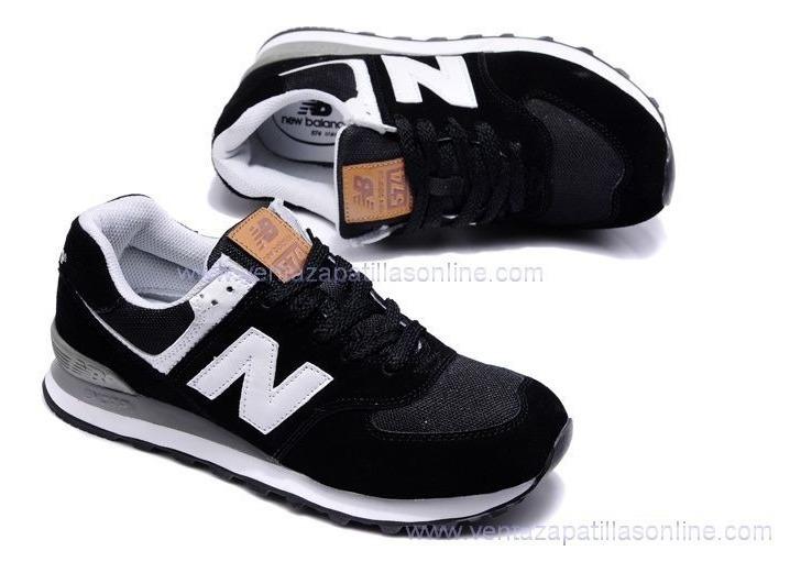 zapatillas new balance mujer 574 negras
