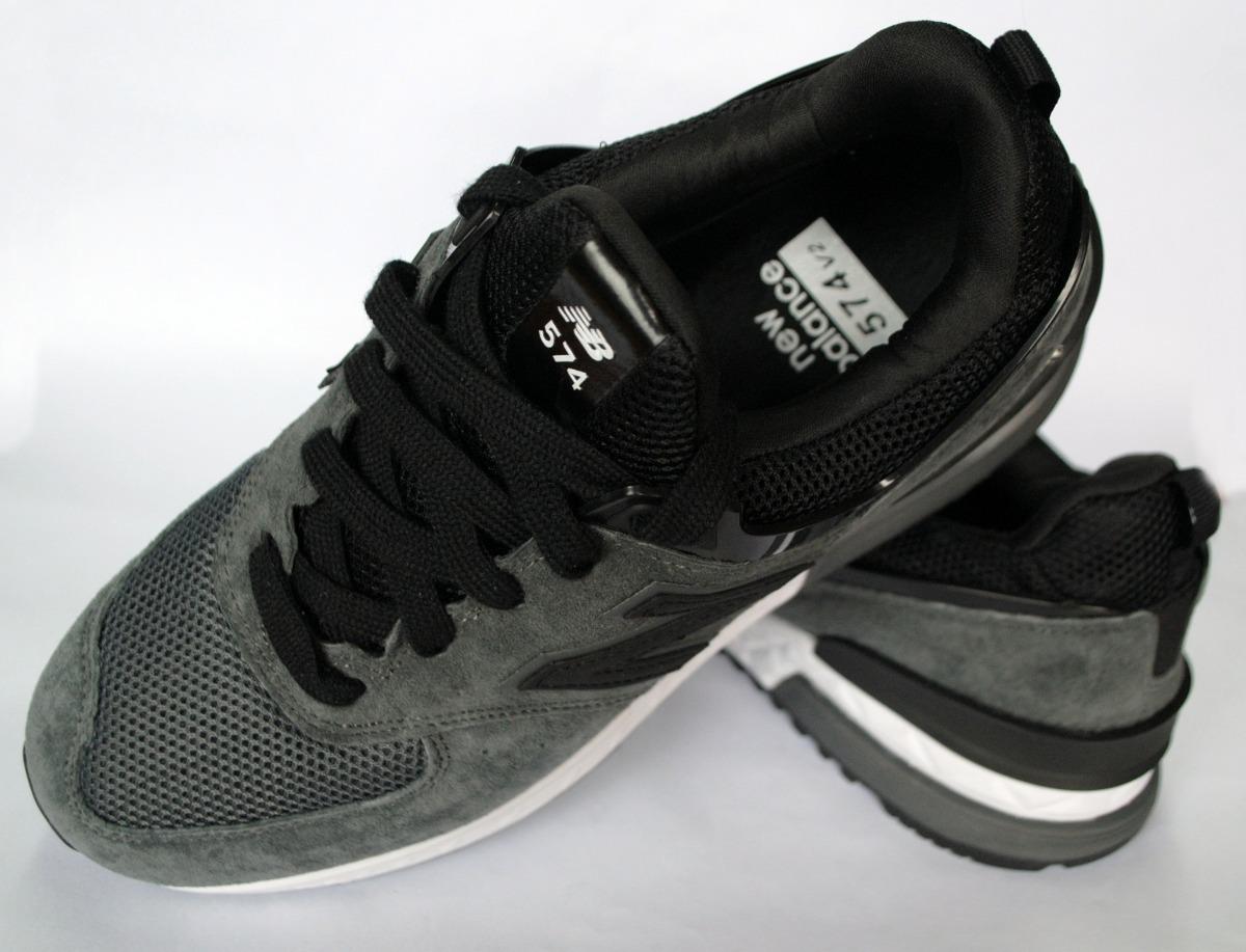 zapatillas new balance hombre negras