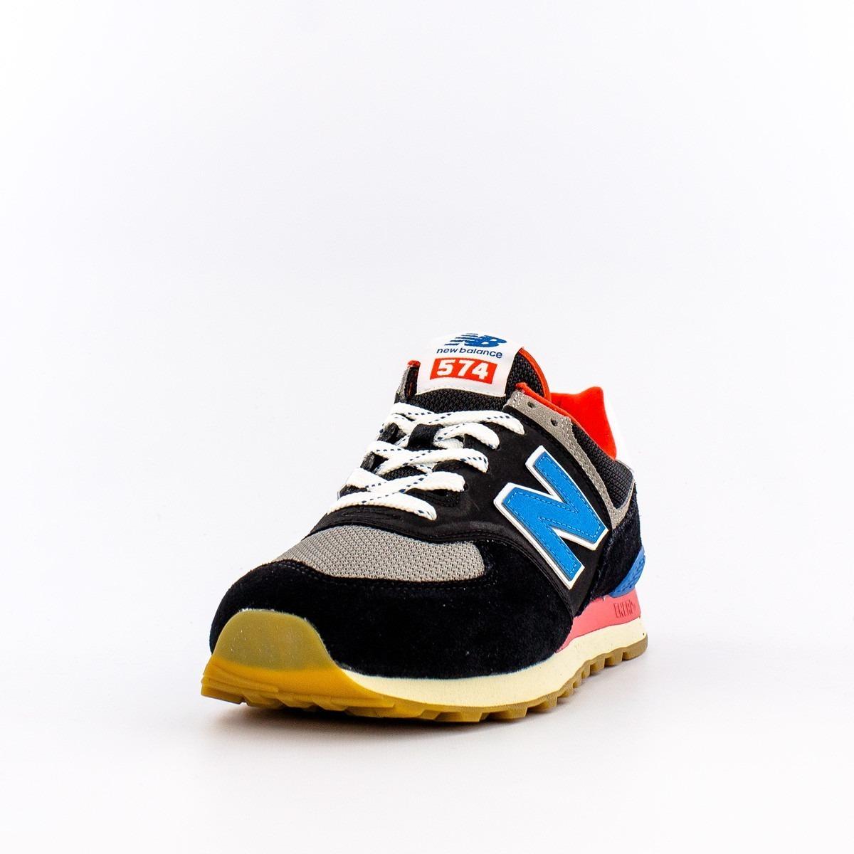 Zapatillas New Balance 574 Originales Para Hombre - Oferta