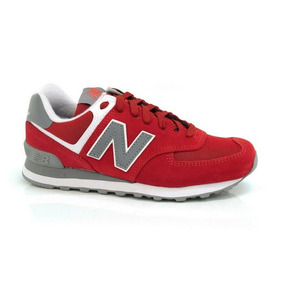 new balance rojas hombre