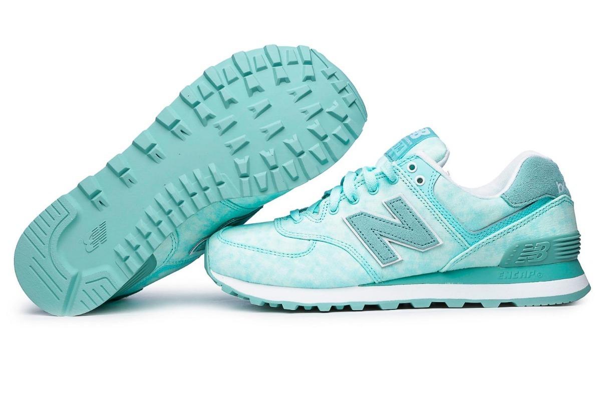 new balance zapatillas mujer verde agua