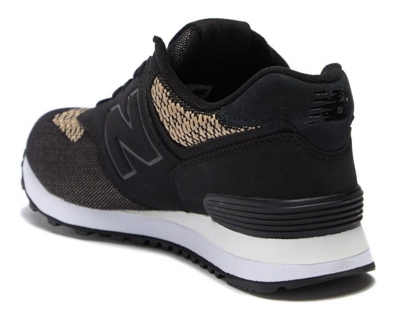 outlet store c5531 c126e Zapatillas New Balance 574 Tech Raffia