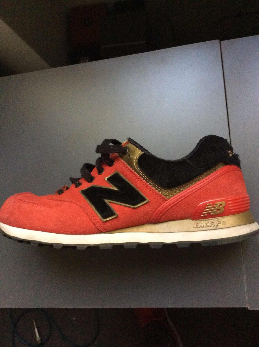 zapatillas new balance 574 year of the horse 2014. Cargando zoom. bcd0a233bcd9
