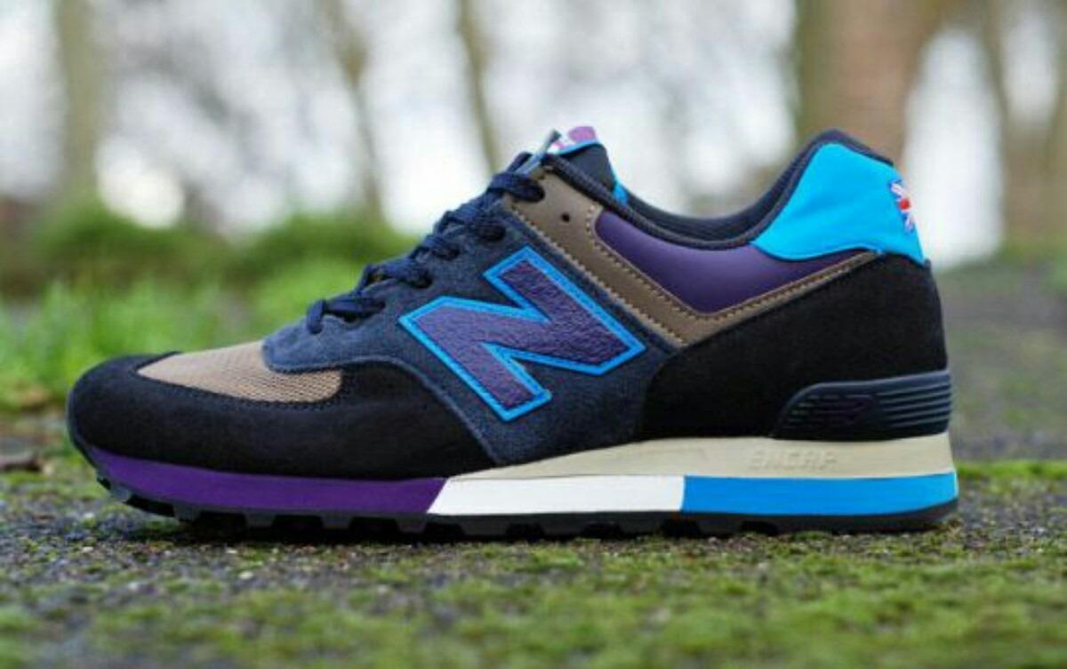 new balance 576 azul