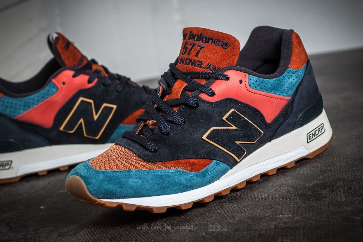 Zapatillas New Balance 577 made In Uk