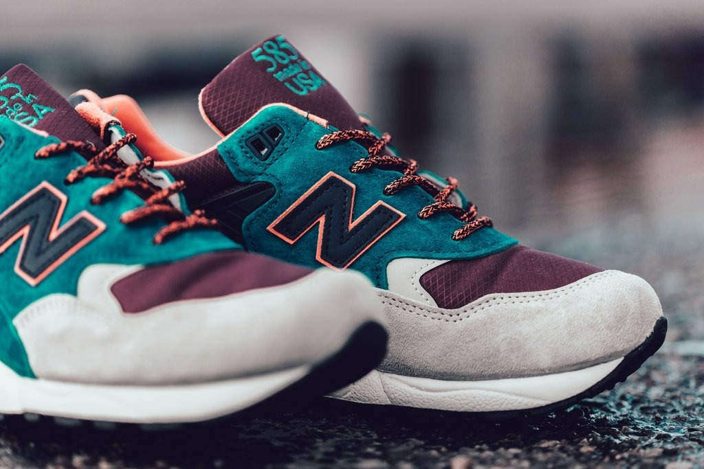Zapatillas New Balance 585 Made In Usa $ 4.999,00 en
