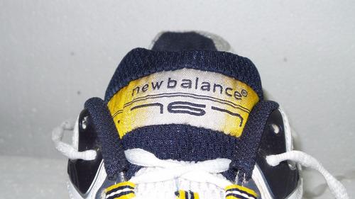 zapatillas new balance 767 us13- arg 46.5 usadas all shoes