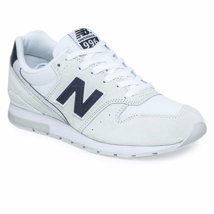 996 new balance blancas