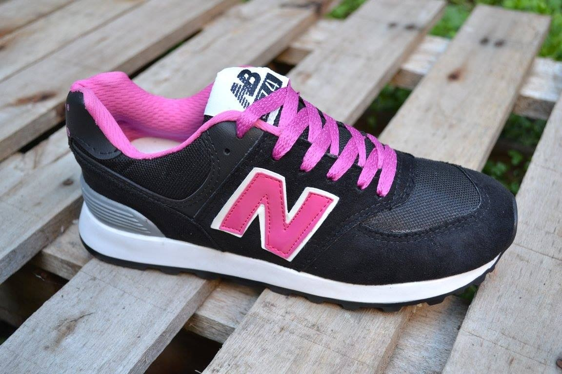 zapatillas new balance fucsia