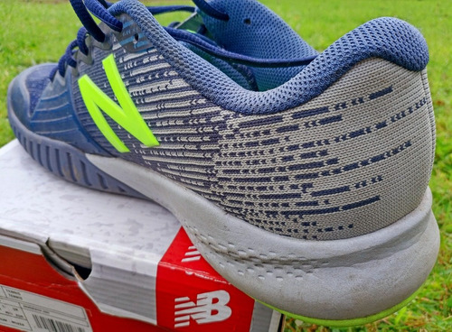 zapatillas new balance [ como nuevo ]