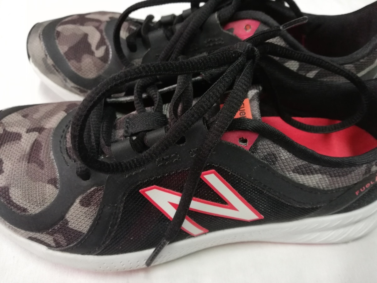 Zapatillas New Balance Dama T/36 Ar Usada Ver Foto Original - $ 750,00