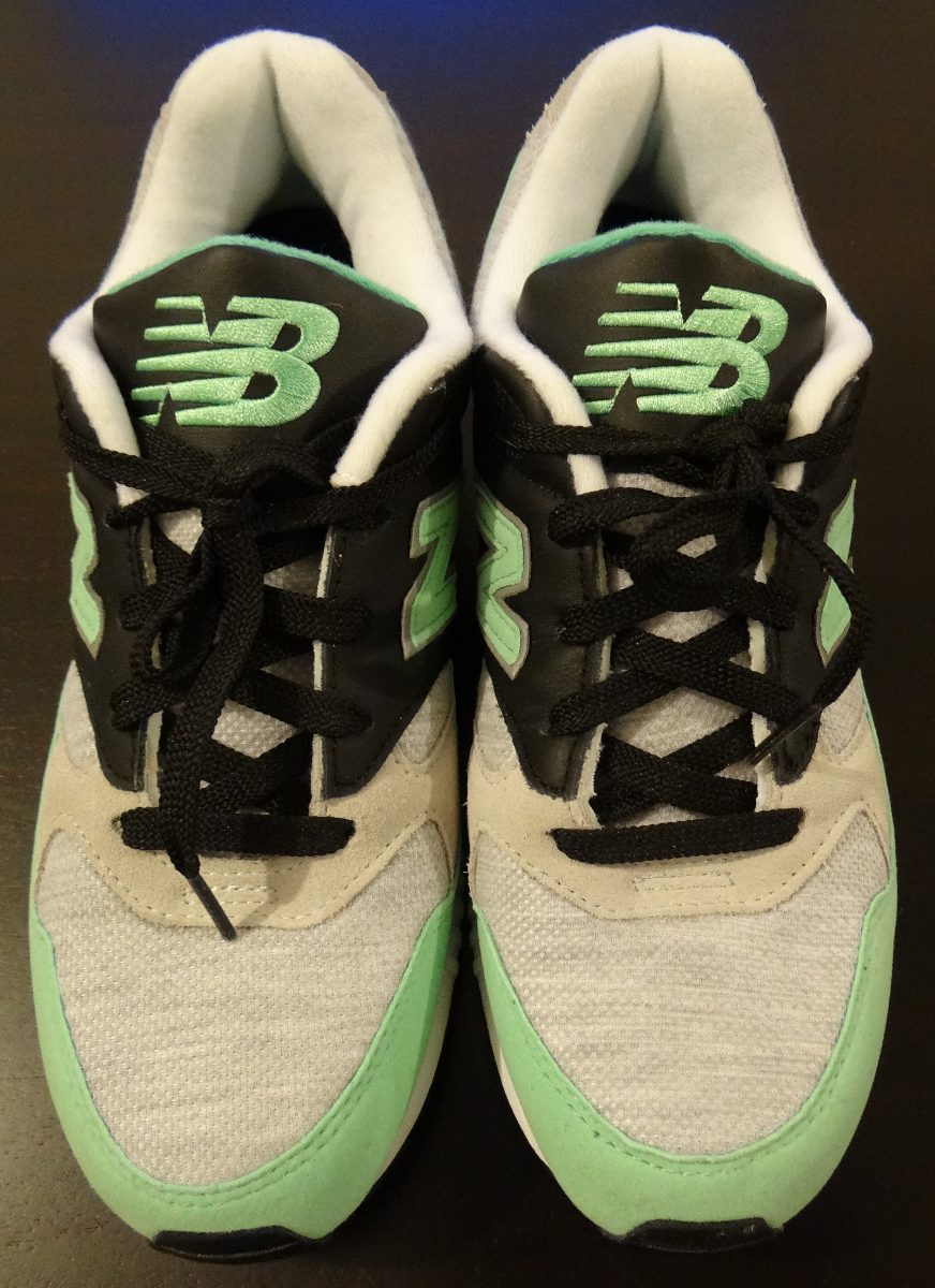 ad8a48334c856 Verde Zapatillas New Balance 574 Mujer Importadas!!