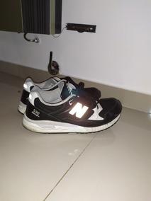 Cartero Acostumbrar educador  New Balance Encap Negras Talle 41 5 - Zapatillas en Mercado Libre Argentina