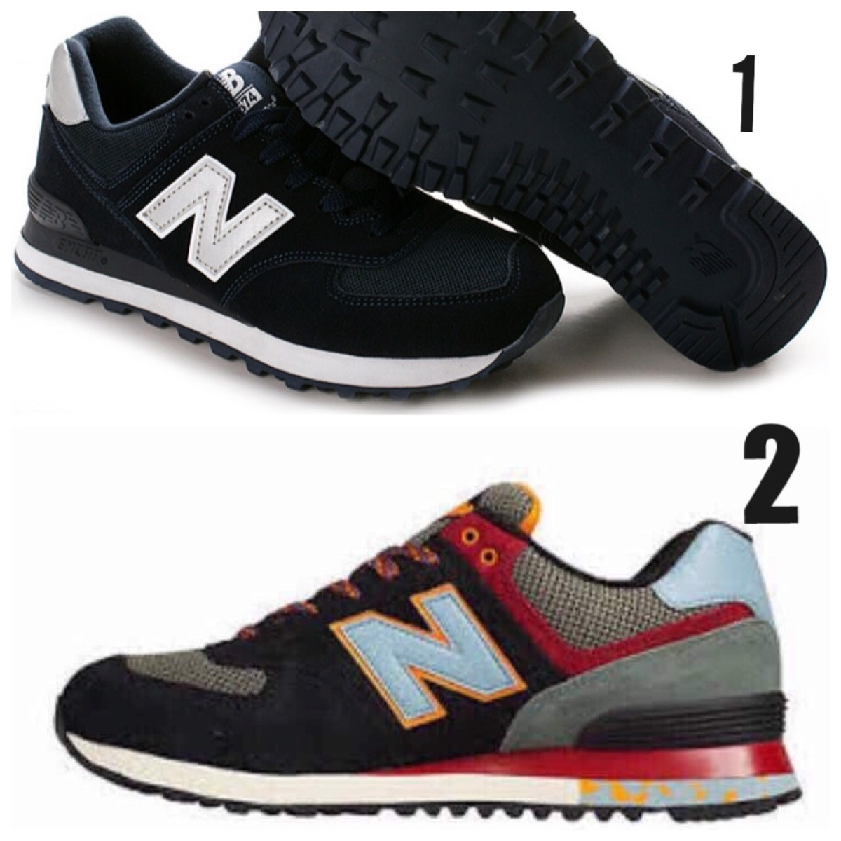 zapatillas new balance numero 39