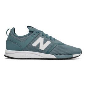 Zapatillas New Balance Lifestyle Hombre Mrl 247 Azul Cli
