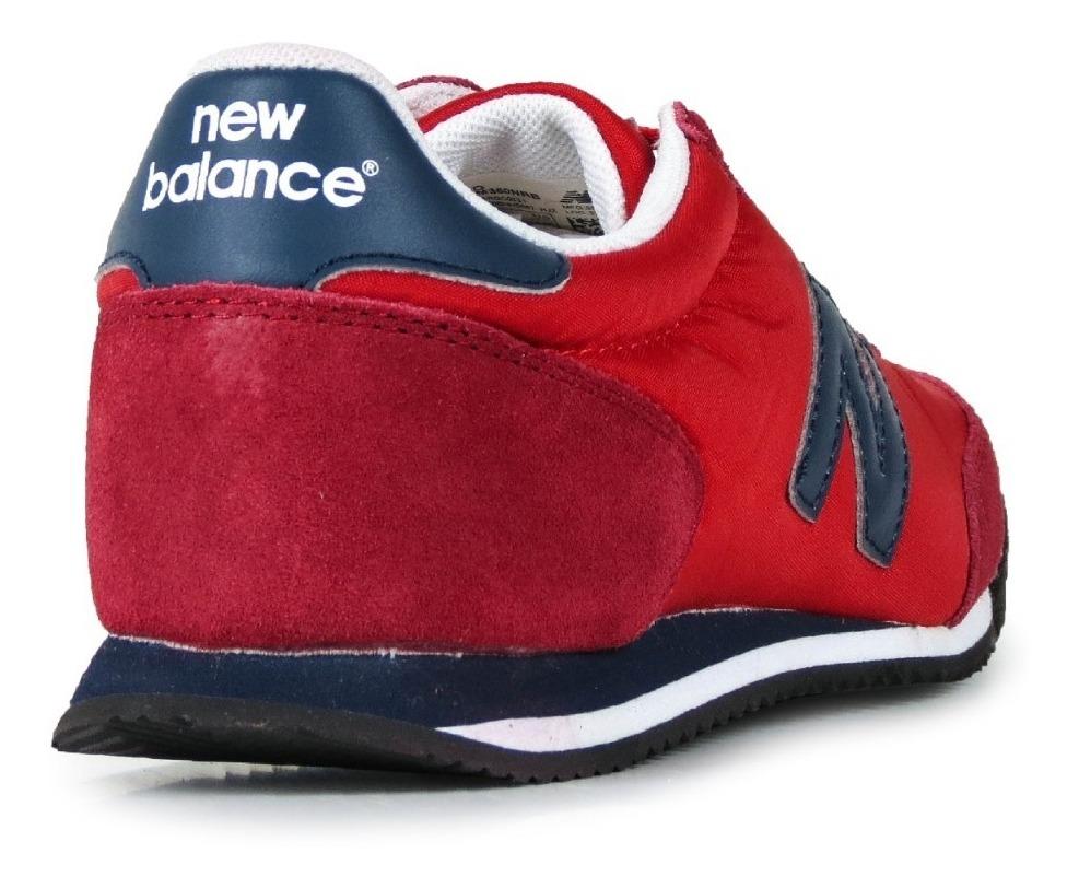new balance hombre tela