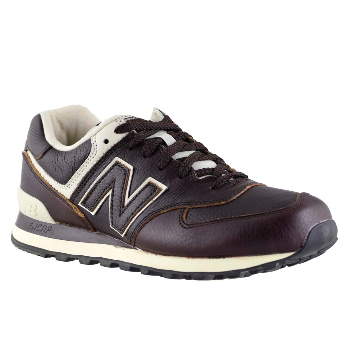 zapatillas new balance hombres marrones