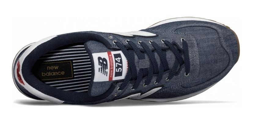 zapatillas new balance azul hombre