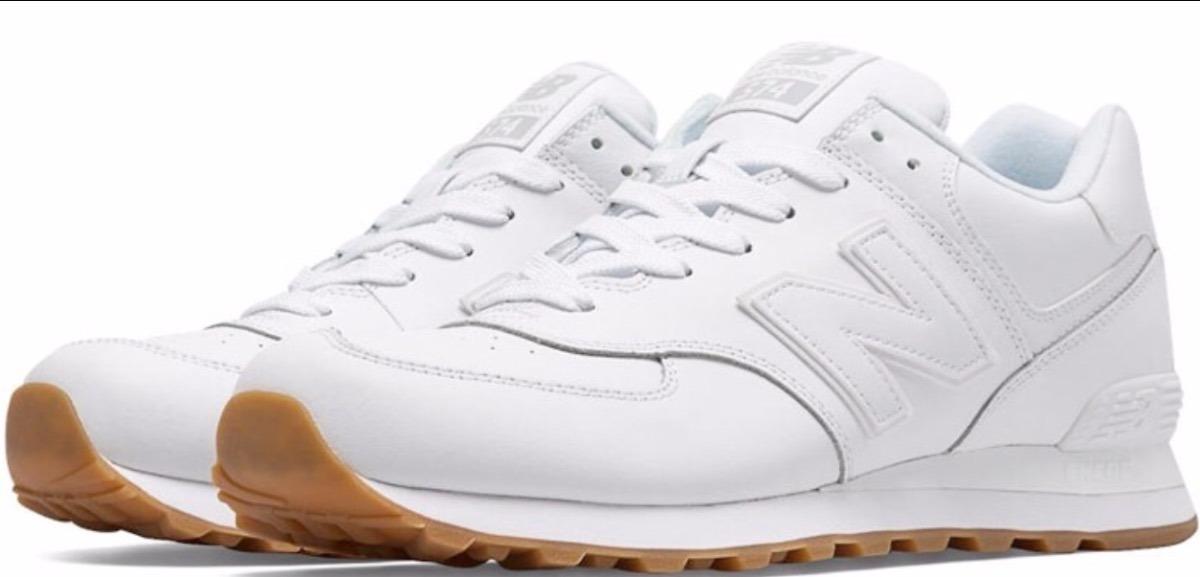 zapatillas new balance hombre blancas