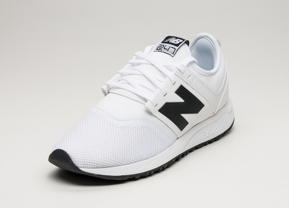 zapatillas new balance blancas