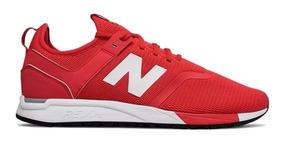 zapatillas hombre new balance rojas