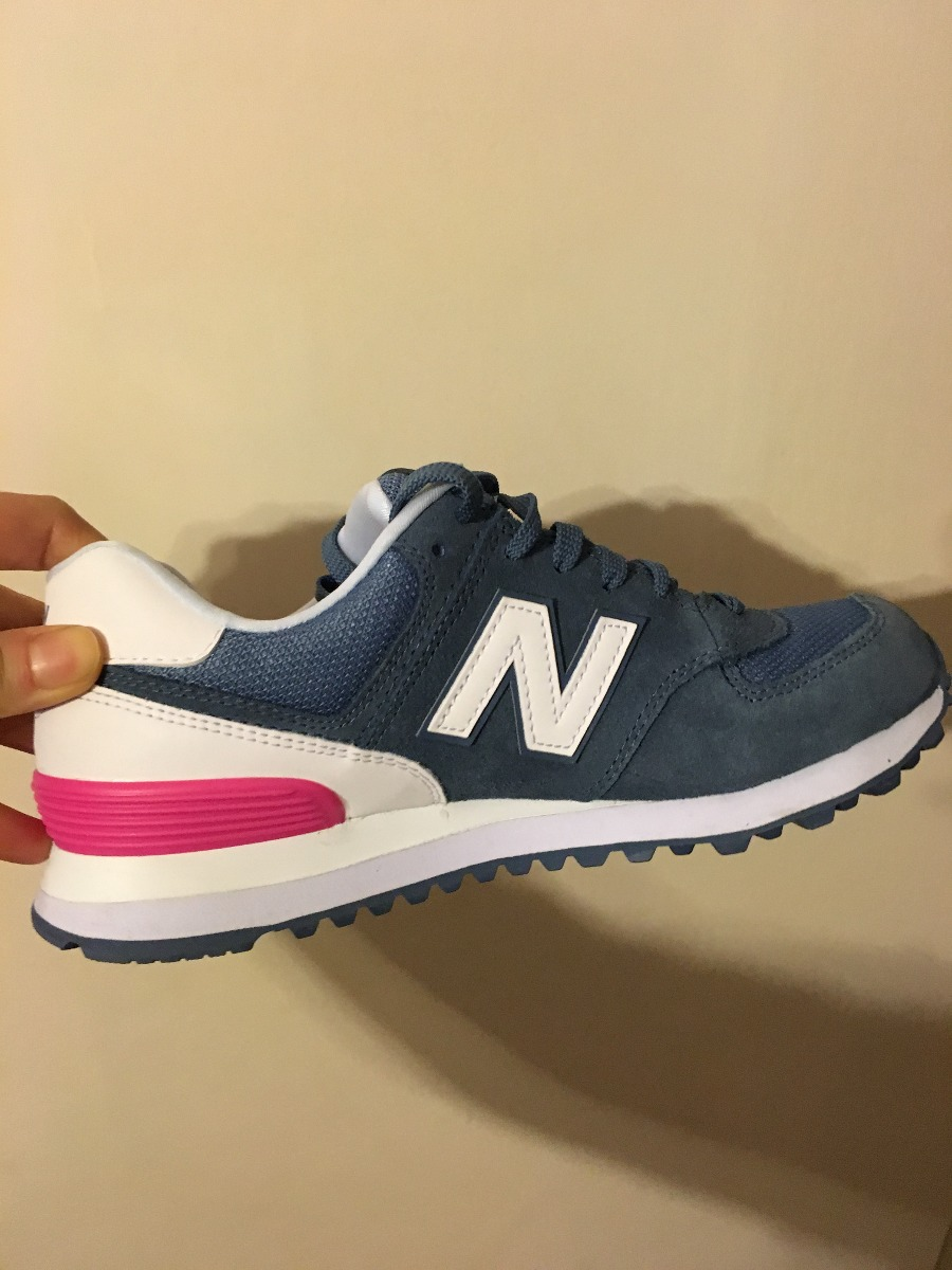 Zapatillas New Balance Mujer 574 Talle 39