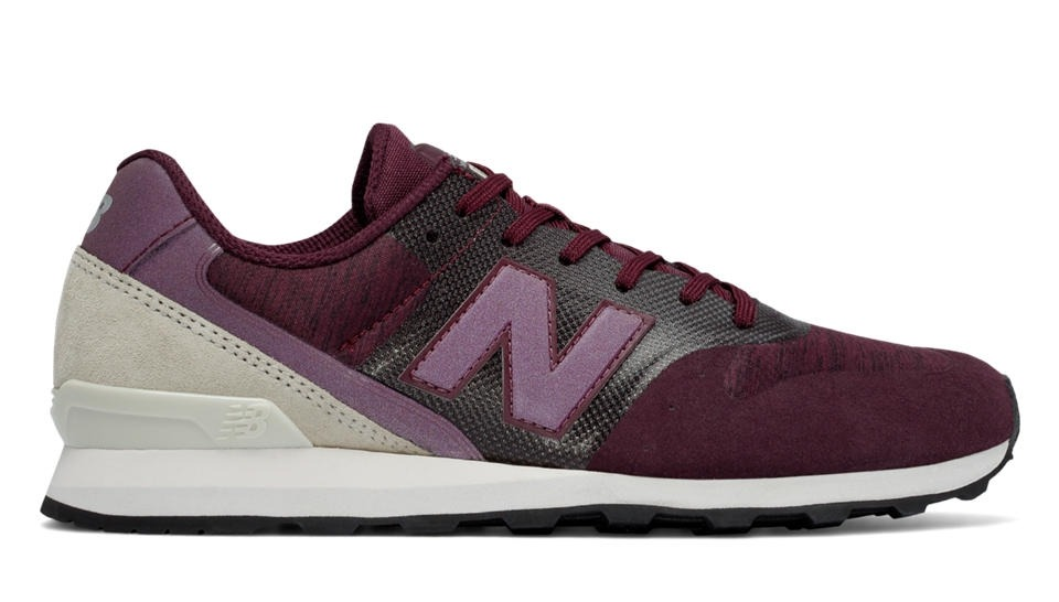new balance mujer 996 gris