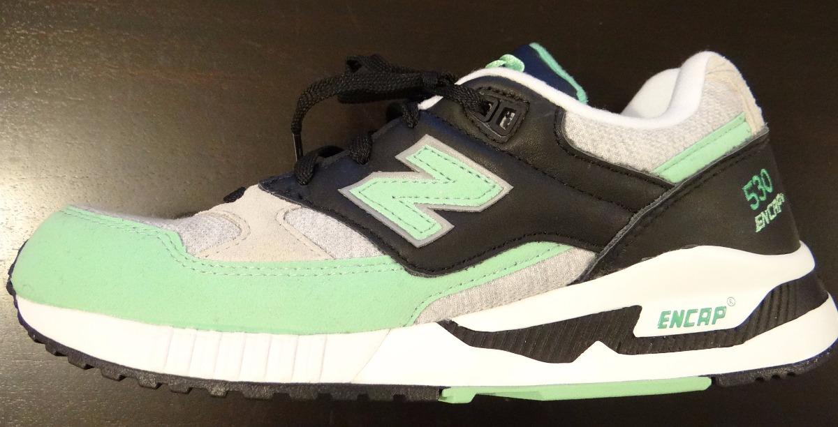 new balance 530 encap verde