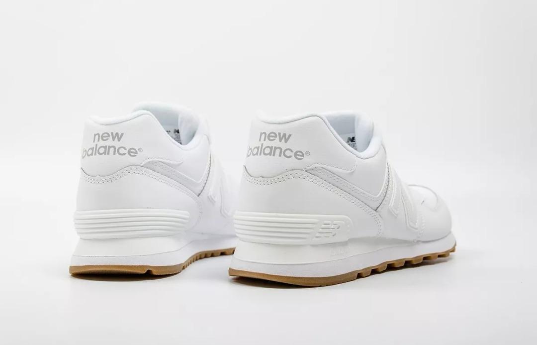 zapatillas de mujer blancas new balance