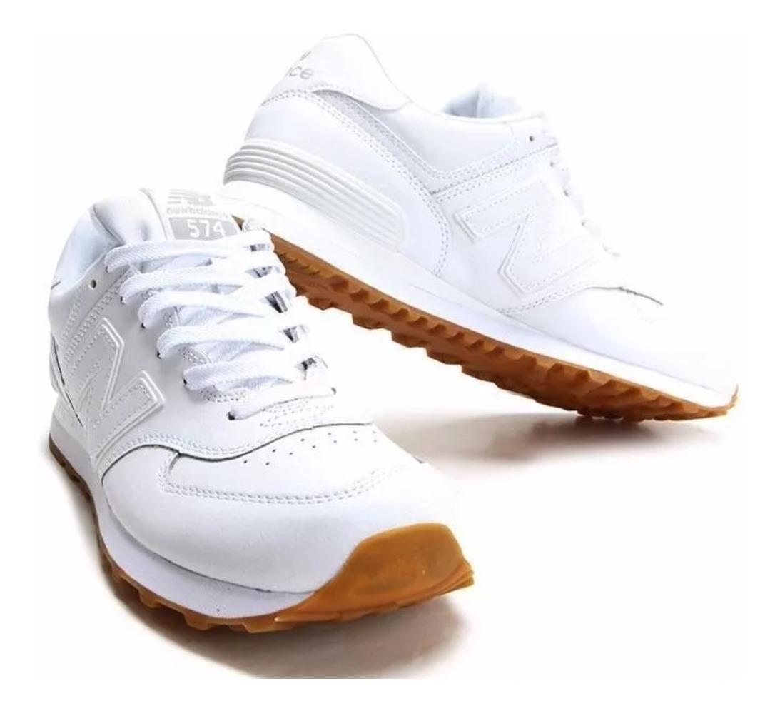 new balance chica blancas