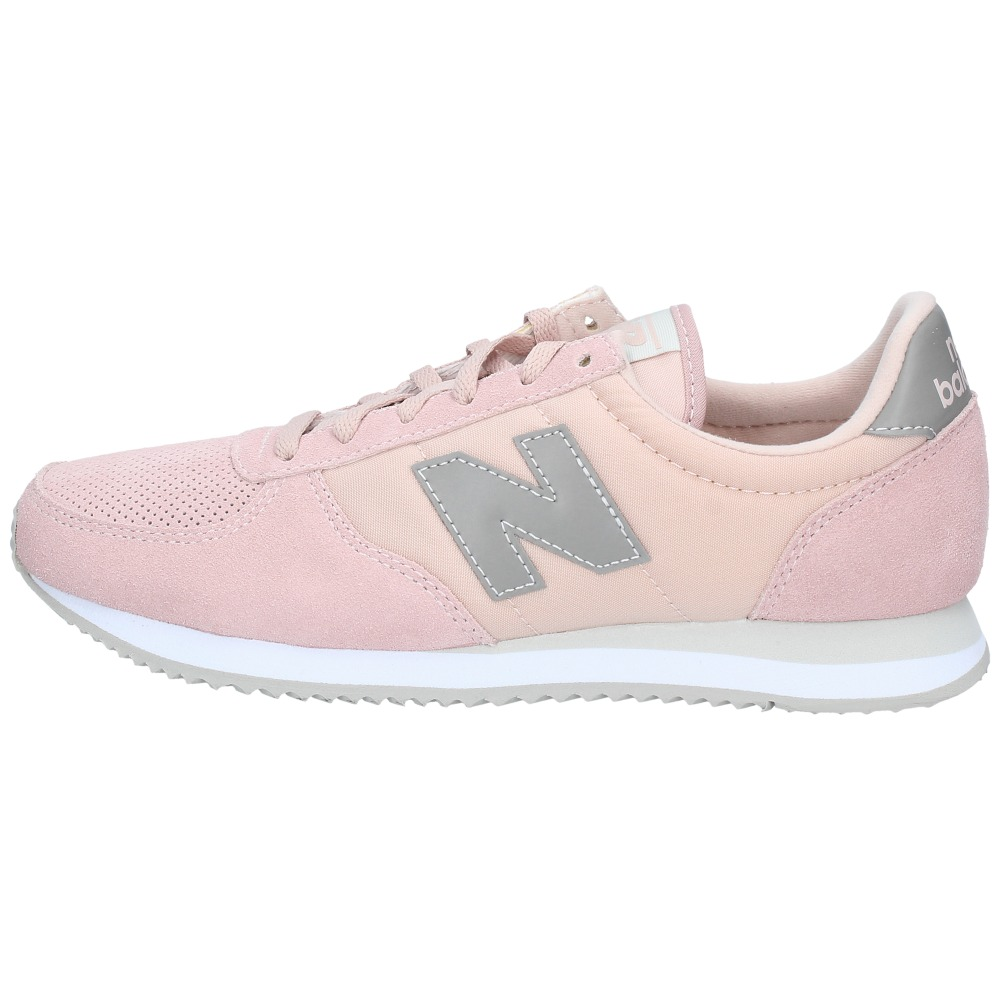 Zapatillas New Balance Mujer Urbana Wl220te Rosada 2762