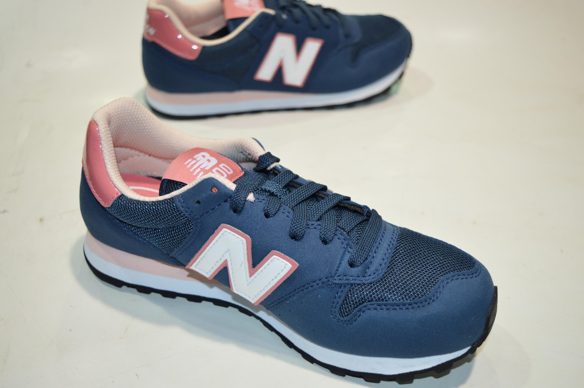 new balance mujer negras gw500