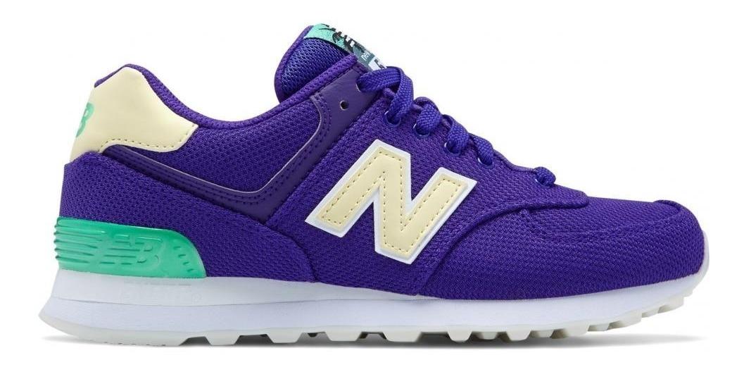 new balance mujer purple