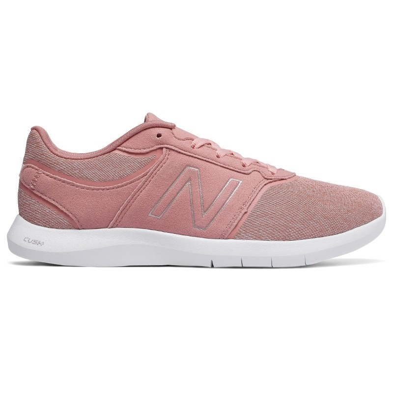 zapatillas new balance rosadas